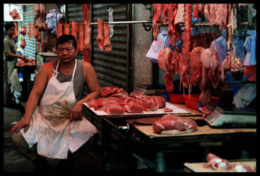 Butcher by thekivanc