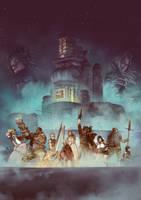 Final Fantasy 7 by WillyMutuku