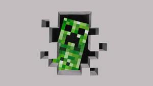 Minecraft creeper by IODOLLARBAGEL