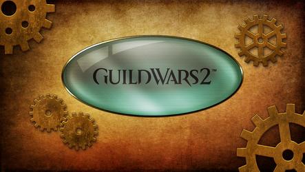 GW2 Steampunk-ish Desktop Wallpaper by Sinner-PWA