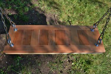 Cedar Tree Swing by Hearte42
