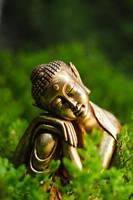 Sleeping Buddha by RAM75