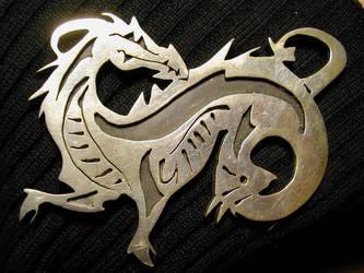Dragon by Catsarah