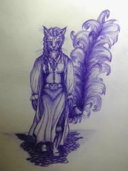 Xandra Noname by Catsarah