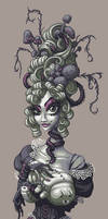 The Lady of Decay by mashpotato18