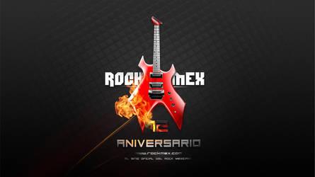 RockMex 12 Aniversario 03 by divinoerror