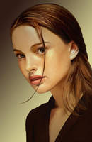 Natalie Portman by Brick007