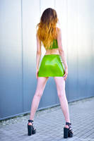 Green Latex by VMPSelene