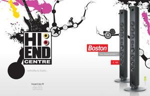 Hi-End Center. Boston by Indigostudio