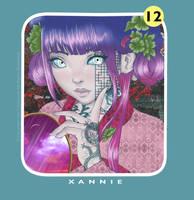 Xanne by Kalebcrews
