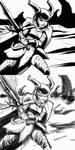 Warrior by Soutch