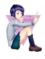 Jirou Kyouka - Boku no Hero Academia | Fan art by rose-92