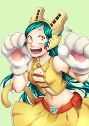 Ragdoll - Boku no Hero Academia | Fan art by rose-92