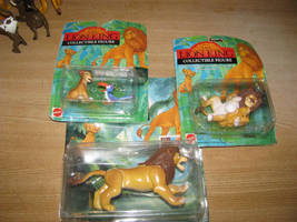 TLK collection: Mattel Boxed Prototypes by kary218