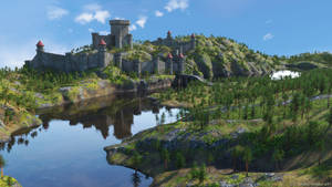 Medieval Lands (img01) by Andrey79