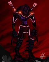 Metroid: Chozo warrior by AdoubleA