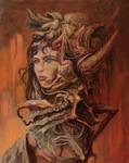 Malahbito, grudge goblin by DonoMX