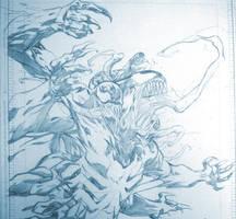 Venom WIP by DonoMX