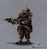 Wasteland Recon concept by borkum