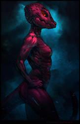 Snake Gurl by CyanCapsule