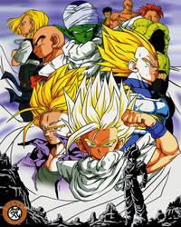 A la memoire de Goku by Genkidbz
