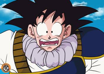 Goku Yardrat by Genkidbz