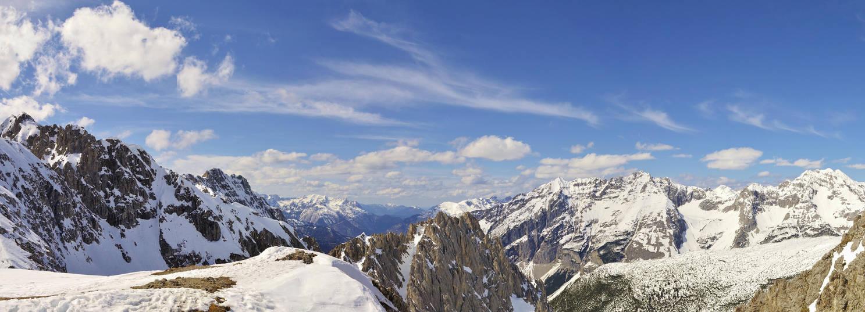 The Alps, Innsbruck, Austria by Renan21
