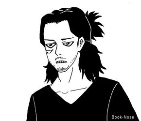 Aizawa Manbun by Book-Nose