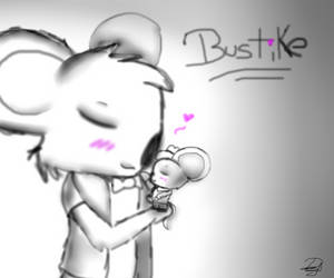 Bustike Sing  by DanellaScattolon