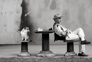 universal dog by golpista