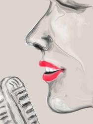 Singing Swing by rag-tore