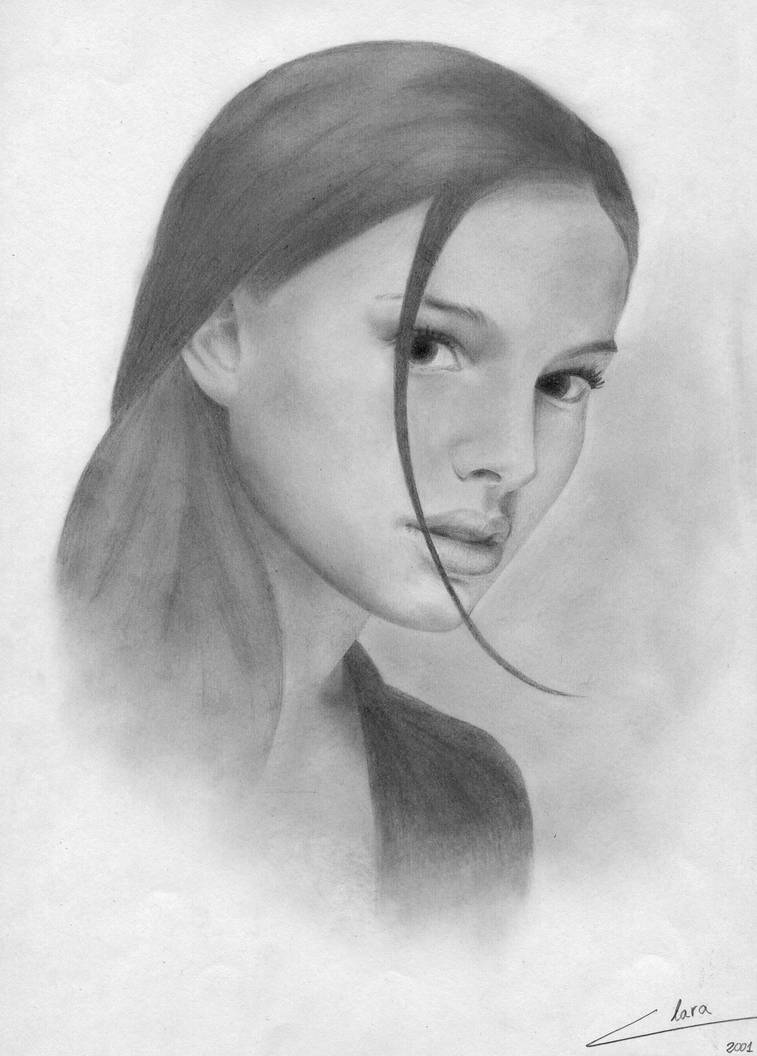 Natalie Portman by ClaraDarko