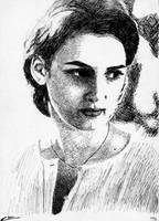 Winona Ryder by ClaraDarko