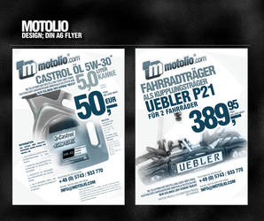 Motolio A6 Flyer by ryKoGOD