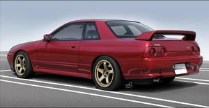 Skyline GTR32 by Cop-creations