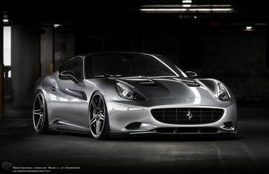 Ferrari California by Cop-creations