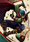 LEO ninja style by SchNe11