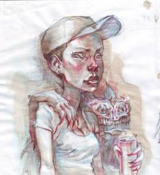 Coffee Break by DelRey