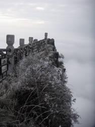 Mt. Emei by Waveswinger