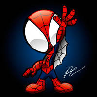 Spider-Man 1963 by GIG-Arts