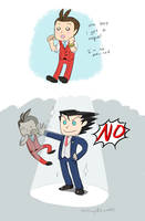 ace attorney 5 by ShinyVulpix