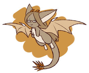 bat by ShinyVulpix