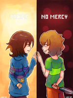 Pacific - No Mercy by GreatPeace
