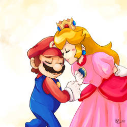 Thank you Mario by GreatPeace