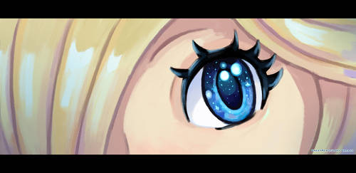 Space Eye by GreatPeace