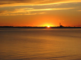 Sunset P-Town by wayaway452