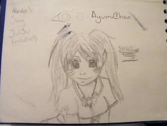 Random Drawings by AyumiChannn