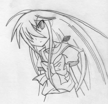Shakugan no Shana by SailorCardKnight