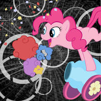 iTunes Art - Pony Rock Party! (textless version) by SailorCardKnight