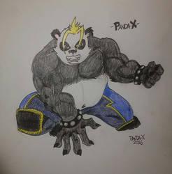 Day 3: Enter Panda-X by sicninja911